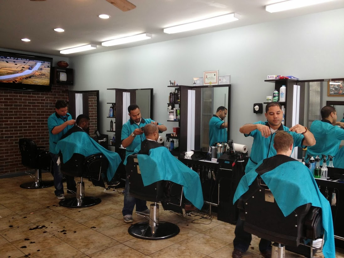 Barber Shop In The Area : Nelsons Barber Shop KRVC